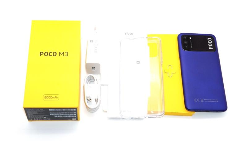В комплект входит зарядное устройство с QC3.0, кабель USB-C, TPU-чехол, инструмент для извлечения лотка симкарты, а также инструкция.