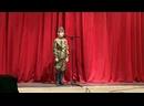 Песня «Шли солдаты на войну». Исполняет Саша Москвин, студия эстрадного вокала «StarCity»
