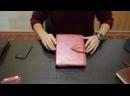 Pelle de Angelo органайзер на кольцахежедневник