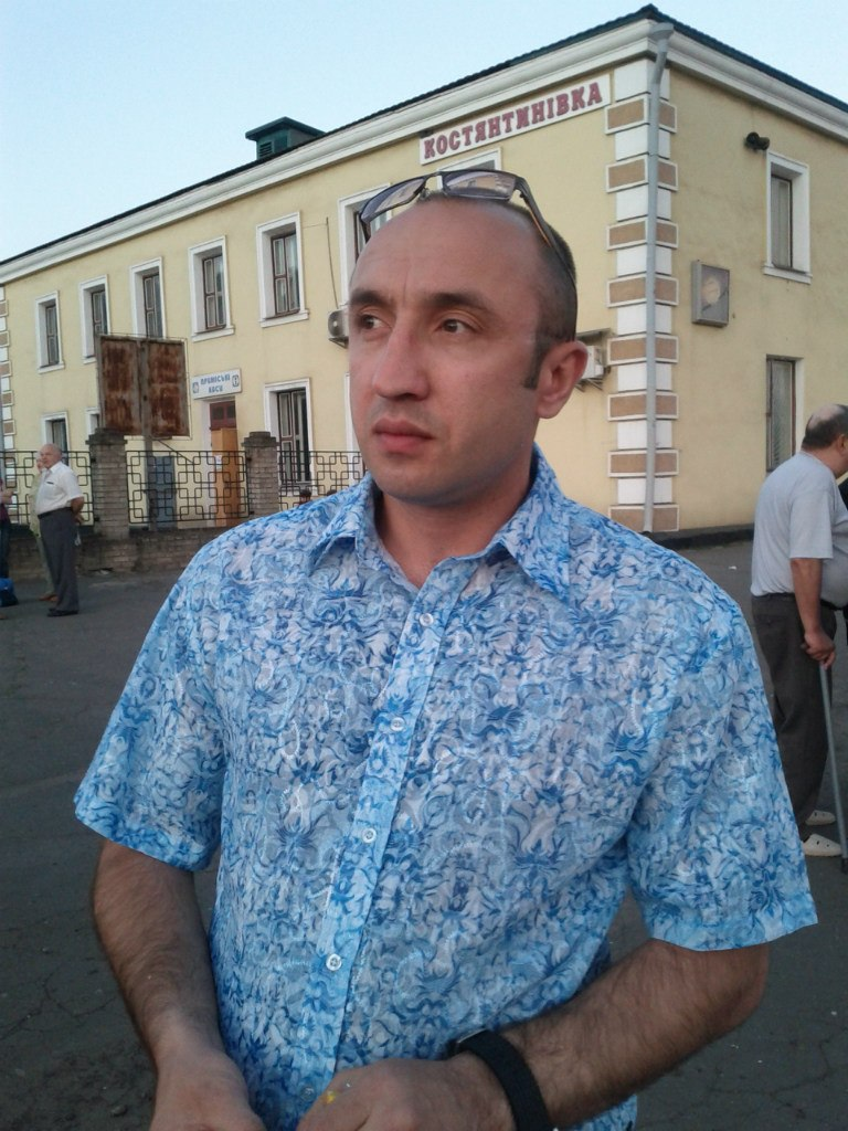 Денис, 43, Kostyantynivka