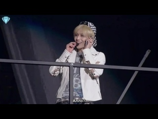 [150430] SHINee - Talk Session 3 @ Tokyo Dome (рус. саб)