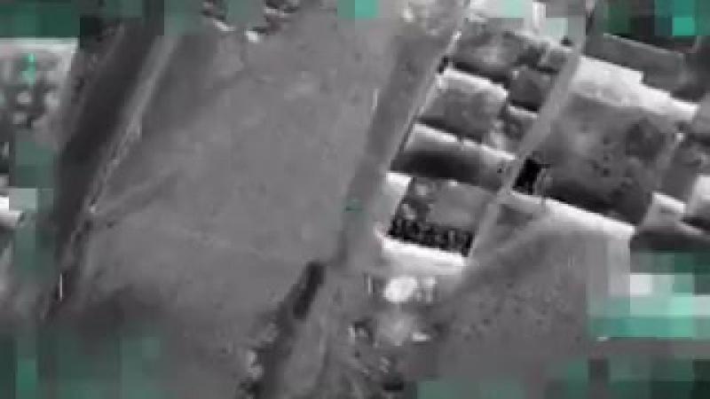 видео уничтожения террористов ИГИЛ