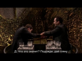 РУС.СУБ.|Water War with Jake Gyllenhaal. Jimmy Fallons show (Субтитры)