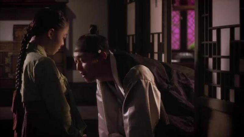Слуга Правдивая история Пан Джа 1 серия Озвучка GREEN TEA