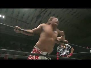 [IWU] Prince Devitt vs. Hiroshi Tanahashi - NJPW Dominion