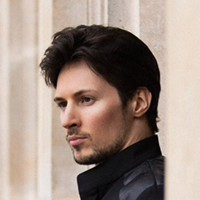 Личная фотография Павла Дурова
