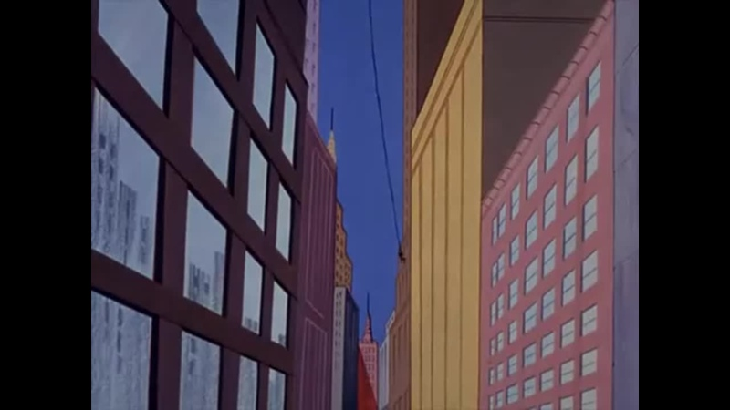 Сезон 01 Серия 19 Поймать Паука Двойная идентичность Настоящий Человек Паук 1967 1970 Spider Man