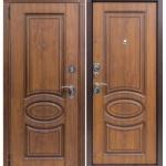 Входная дверь для дачи Цезарь I массив