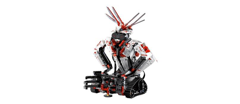 Базовые проекты Lego Mindstorms EV3, изображение №4