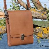 Мини-сумочка через плечо «Куница». Дизайн для примера