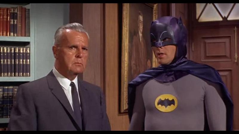 Бэтмен Batman The Movie 1966