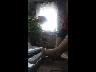 """Федоровичева Татьяна - фрагмент из песни """"Нежность"""" Анна Герман"""