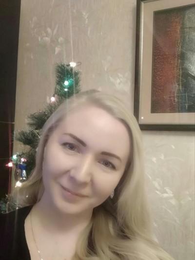 Ольга Надёшкина