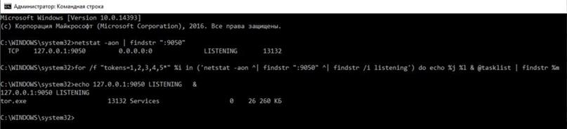 Tor в Windows: установка службы, создание скрытого сервиса, использование браузерами и для пентеста, изображение №3