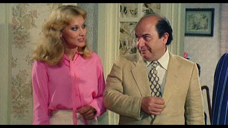 Nadia Cassini Lino Banfi Alvaro Vitali La dottoressa ci sta col colonnello Докторша и полковник 1980