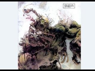Обзор комикса Руины Марвел.Ruins