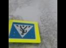 1Снежная пурга в Анадыре. Порывы ветра до 44 м/c Чукотка, 4.03.2021