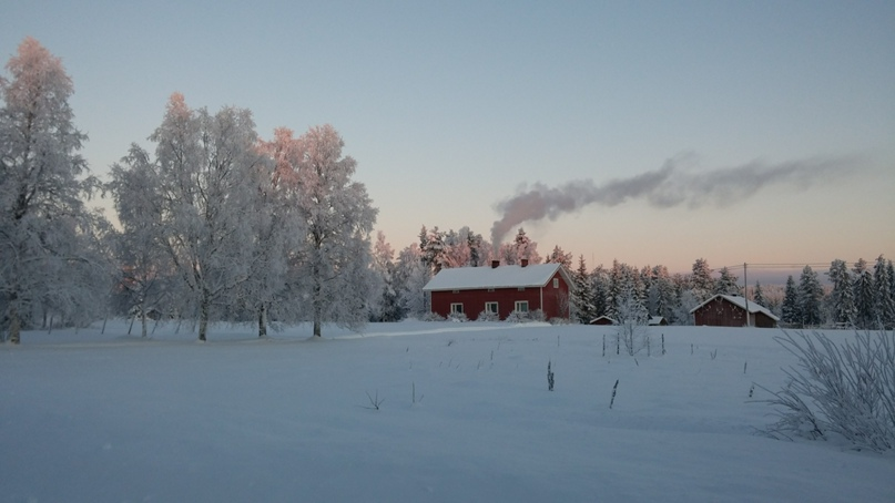 Дома в финском стиле, изображение №1