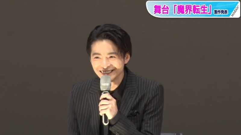 Makai Tensho - пресс-конференция 23.03.2021 1