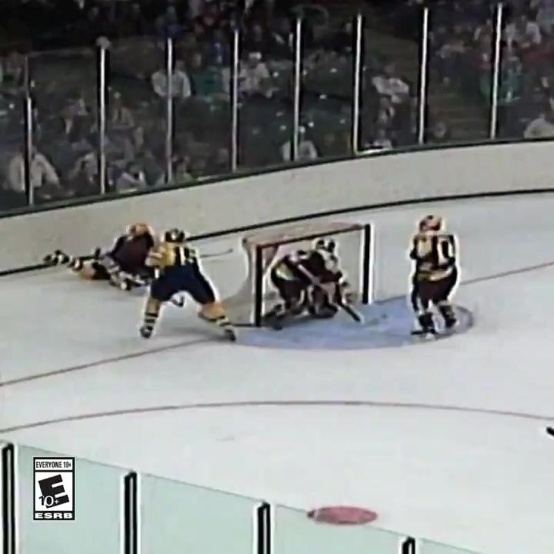 24 года назад Майк Легг впервые в истории сотворил Мичиганский гол