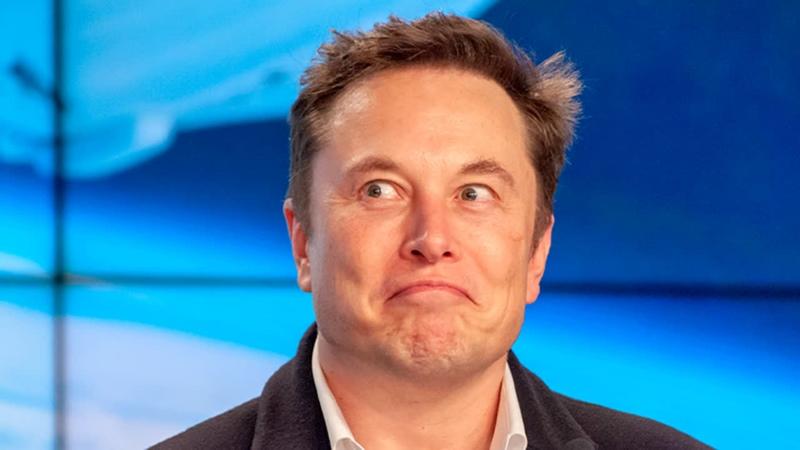 Не хватает железного трона Илон Маск стал технокоролем Tesla пародия Всё Могут Короли