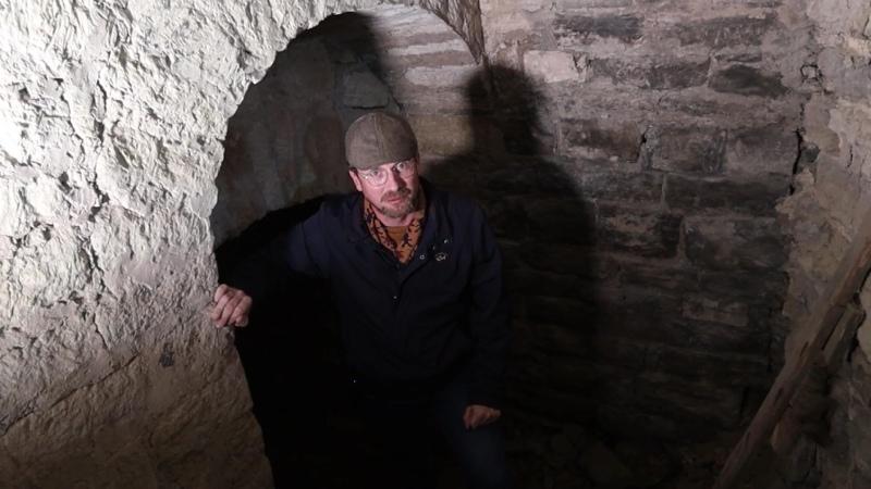 ИСТФАКТ 4 Псковские подземелья