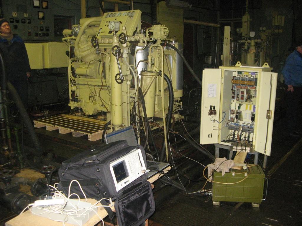 Электрическое испытательное оборудование б/у