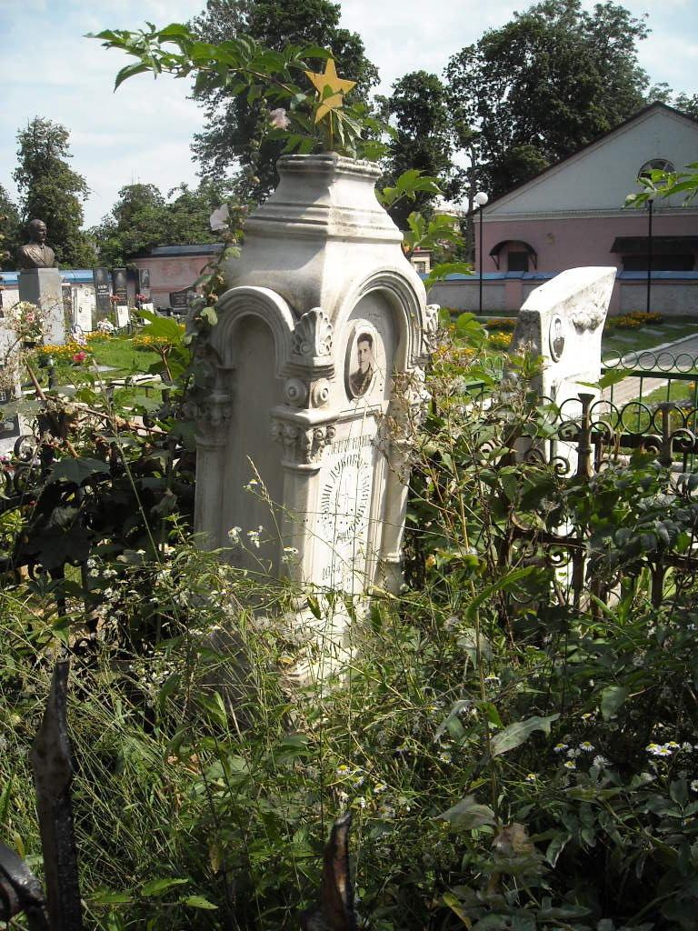 Троицкое кладбище Орла., изображение №19