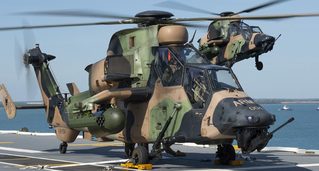 Вертолеты в Австралии
