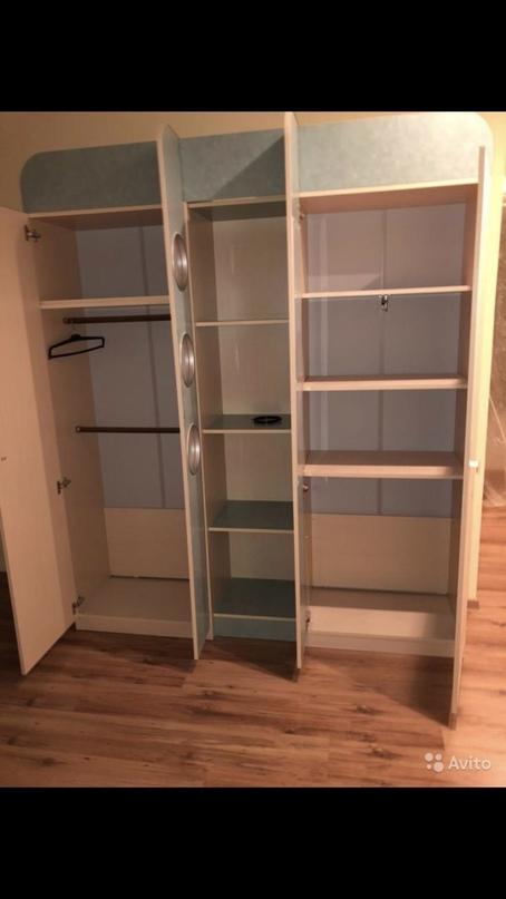 Купить детский шкаф в отличном | Объявления Орска и Новотроицка №16769