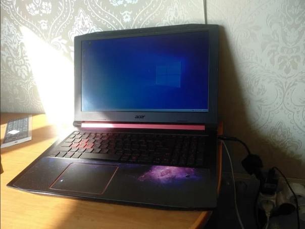 Ноутбук Acer nitro an515-53-52faПродам игровой ноу...