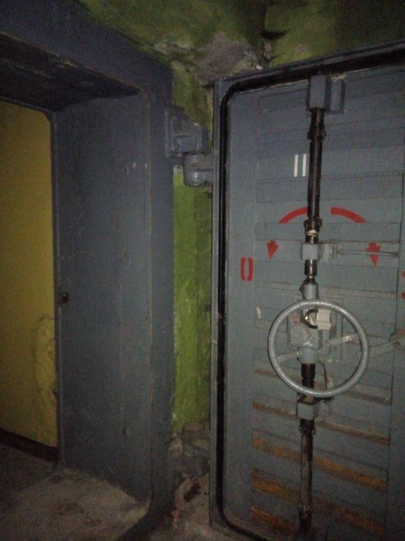 "Бомбоубежище оборонного завода ""КаДви"""