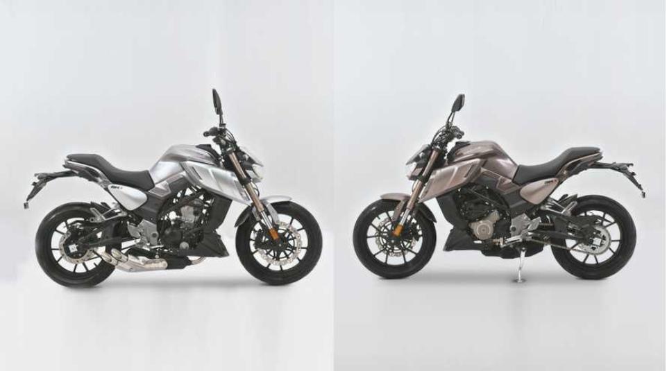Мотоциклы Orcal SK01 / SK03