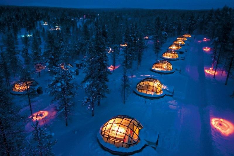 10 лучших мест, где можно увидеть северное сияние — в России и за границей, изображение №12