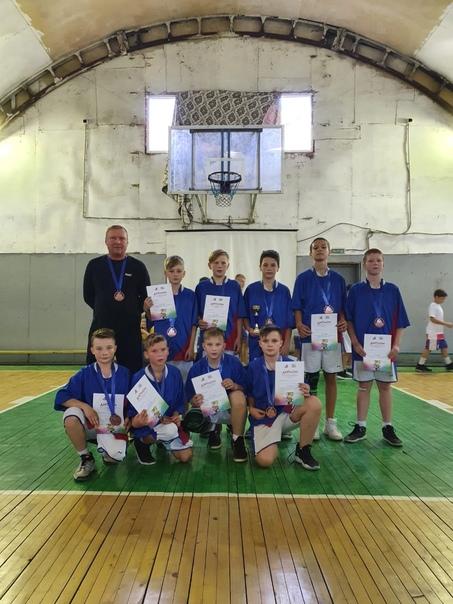 Бронзовые призеры#новостибнтвБежецкие баскетболист...