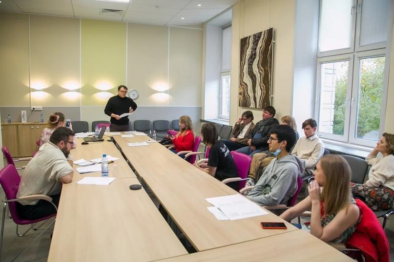 Поэтический мастер-класс для сибирских авторов, изображение №2