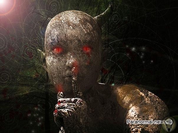 Причудливое происшествие с говорящим демоном из Гленлуса (Шотландия) Странное происшествие с предполагаемым демоном или полтергейстом, это, пожалуй, самое известное историческое событие в