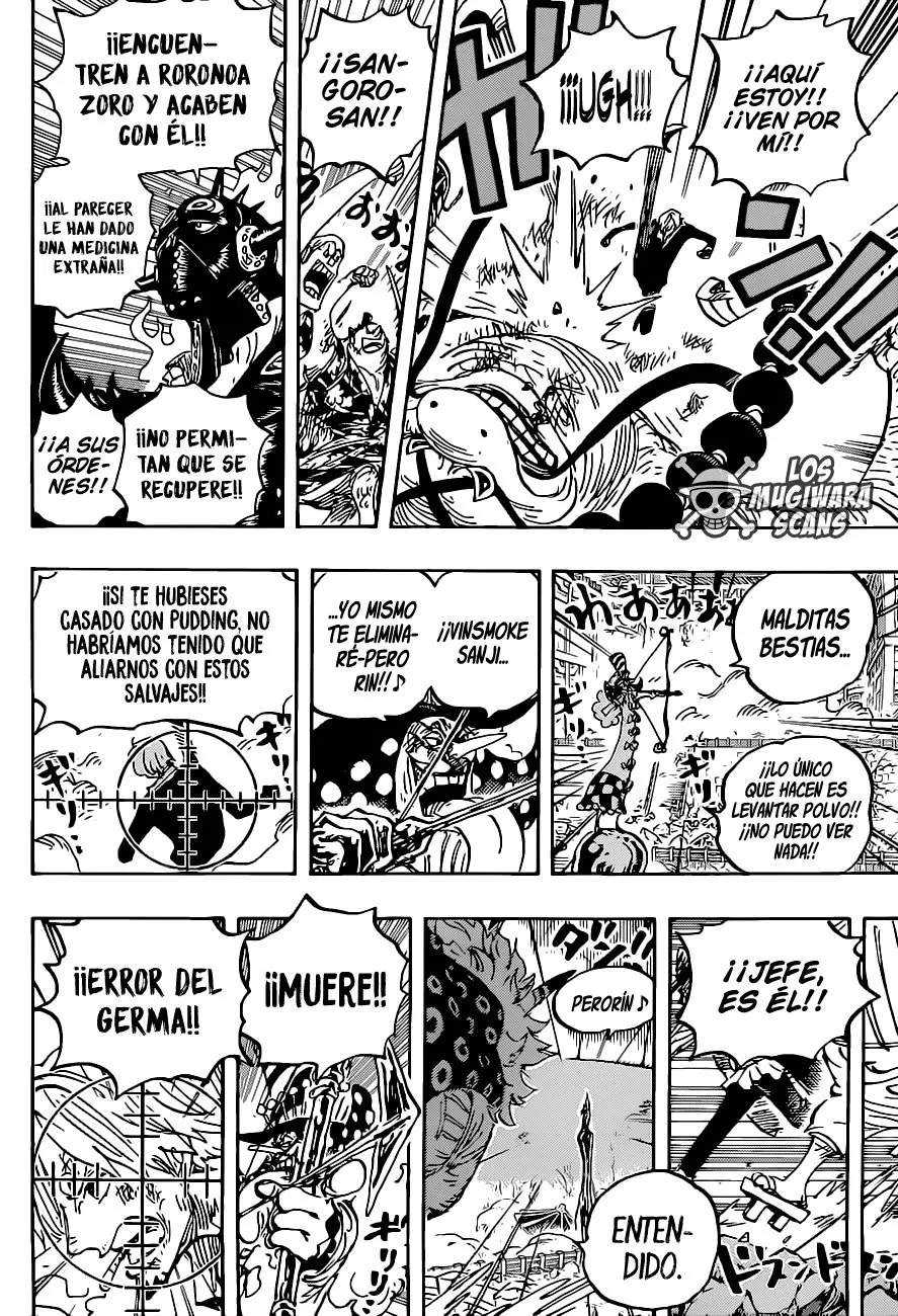 One Piece Capitulo 1022, image №11