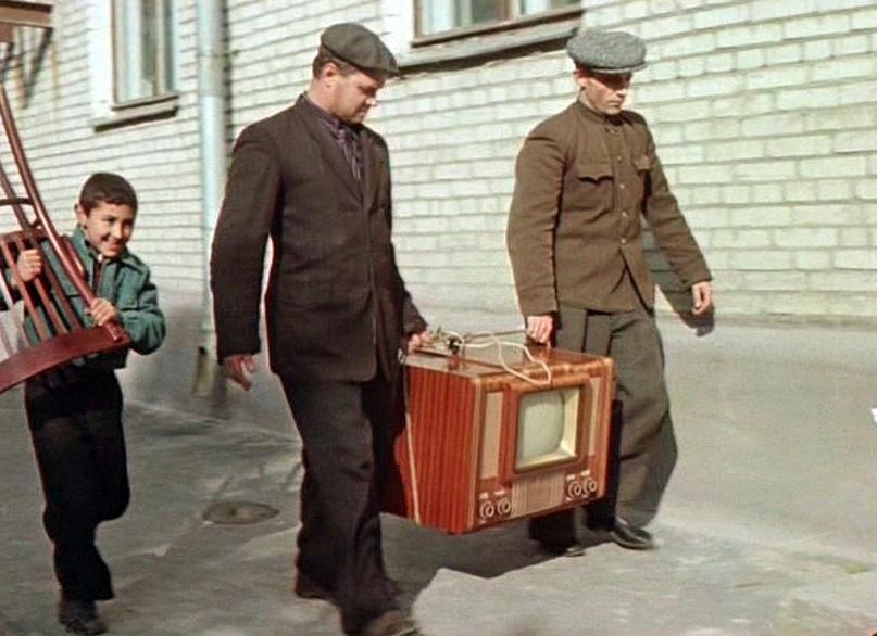 Новоселье в СССР