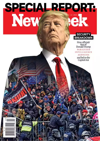 Newsweek USA - February 12  2021