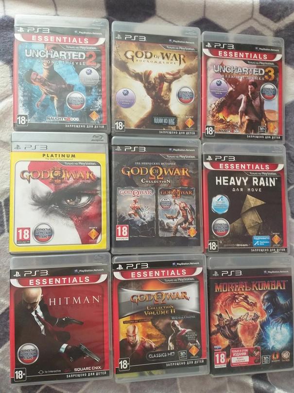 Купить игровую приставку Sony PS3,вместе с | Объявления Орска и Новотроицка №23888