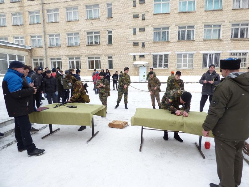 Военно—спортивная игра «Патриот», изображение №8