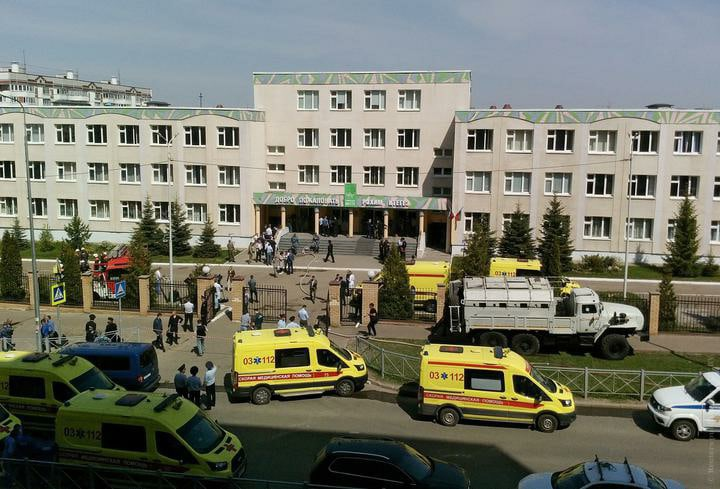 ВСК России рассказали озаболевании головного мозга устрелка вКазани