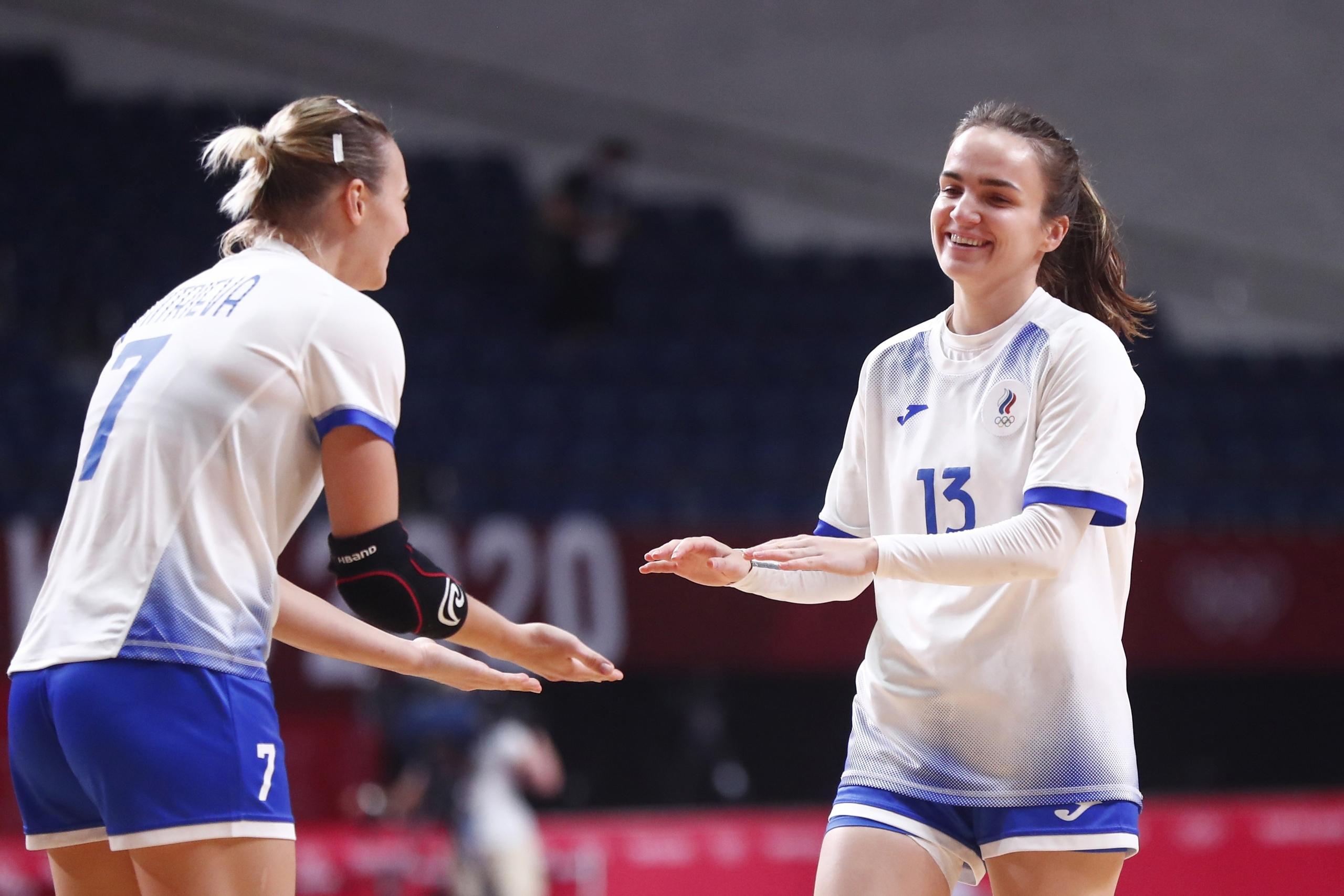 Усталость — не радость. Сколько матчей к 26 годам провели Анна Вяхирева и Дарья Дмитриева?, изображение №10