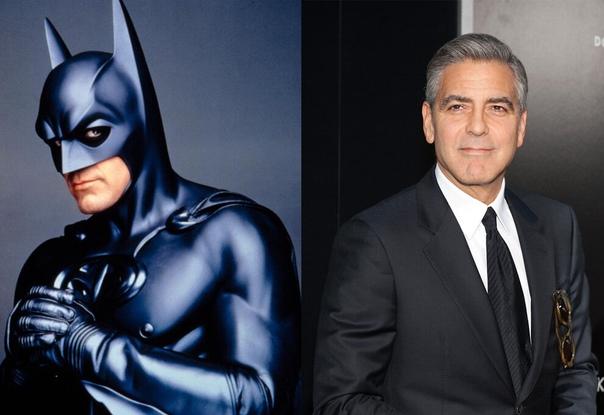 Арнольд Шварценеггер получил в 25 раз больше Джорджа Клуни за «Бэтмена и Робина»