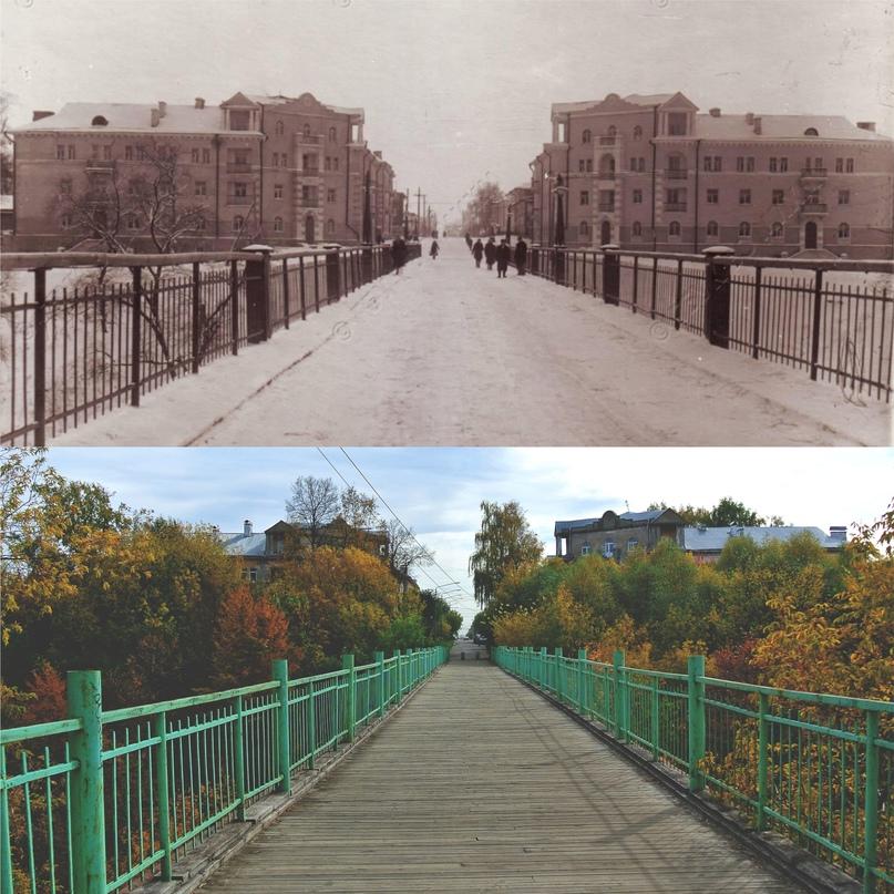 Штапской мост 1955-1956/2020 гг., Муром