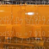 Отвал гидроповоротный КУН для трактора МТЗ-82