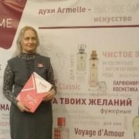 Ирина Антропова