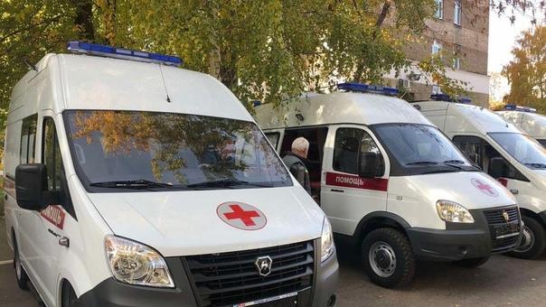 В Сызрань поступят новые «скорые»В Самарской области меди...
