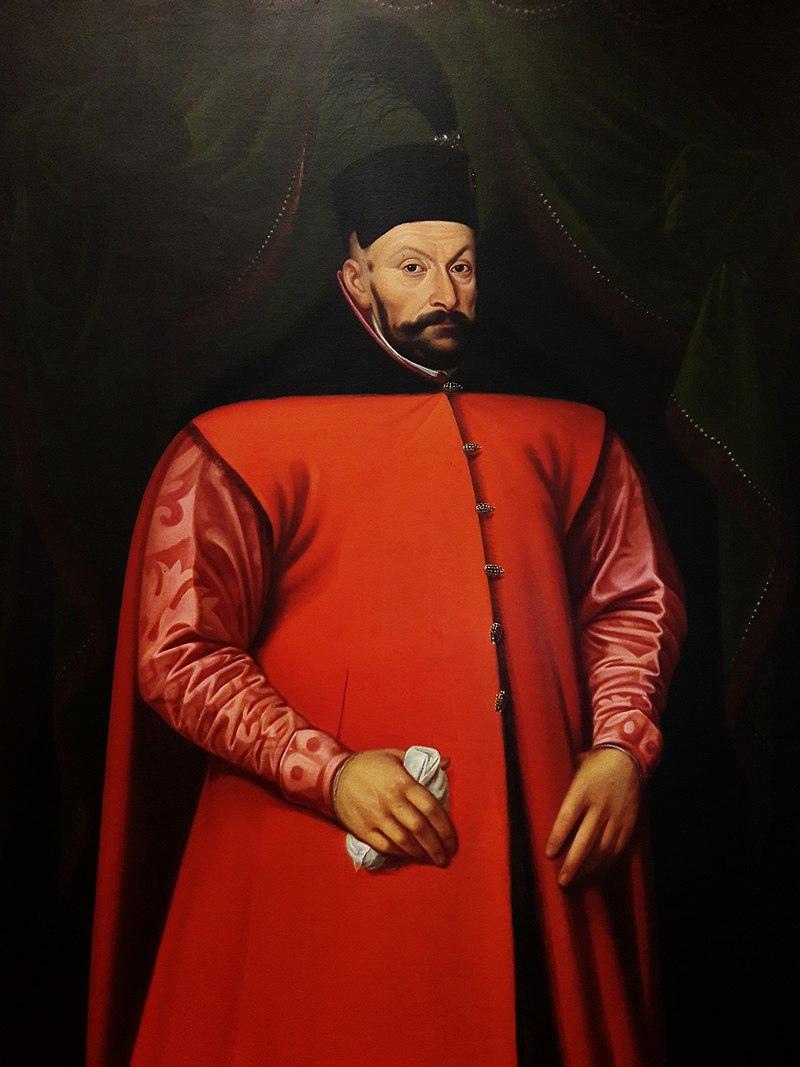 Польский король Стефан Баторий